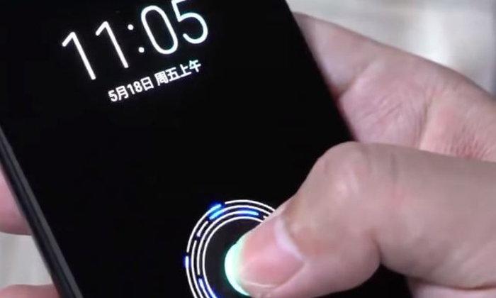 """หลุดคลิป Xiaomi Mi 8 ระบบสแกนนิ้วมือ """"ฝังหน้าจอ"""" ของจริง"""