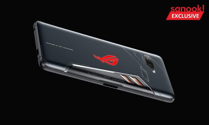 [Hands On] ASUS ROG Phone มือถือรุ่นใหม่ล่าสุด กับสเปคขั้นเทพที่แรงไม่ออมมือให้ใคร