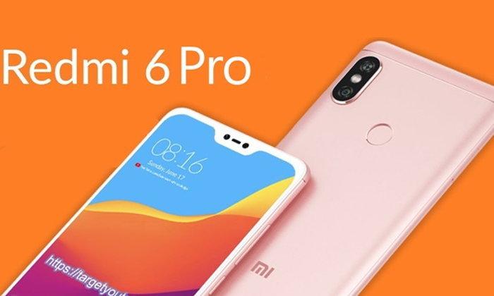 """Xiaomi Redmi 6 Pro"" ยืนยันเปิดตัว 25 มิ.ย.นี้! ยืนยันมาพร้อมจอใหญ่ไร้ขอบ ชิป Snapdragon 625"