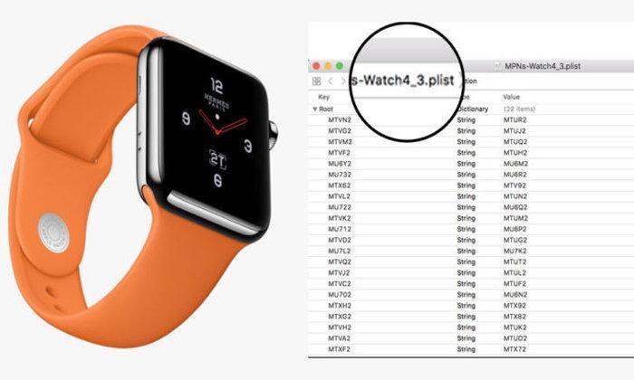 พบรหัสโมเดลของ Apple Watch รุ่นใหม่ใน iOS 12 beta 2 ยืนยันการมาของ Apple Watch Series 4
