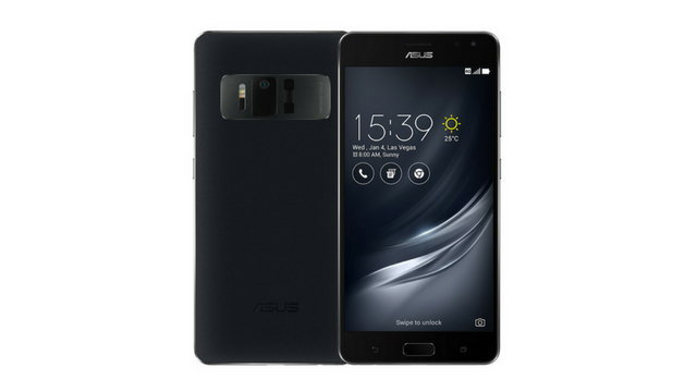 Asus เปิดตัว ZenFone Ares : เน้นประสิทธิภาพ AR และ VR, ชิป Snapdragon 821, แรม 8 GB