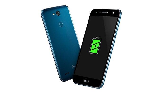 """""""LG X5 (2018)"""" มือถือแบตเตอรี่ใหญ่สเปคดี พร้อมขายในเกาหลีใต้แล้ว"""