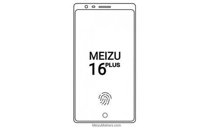 เผยภาพแรกของ Meizu 16 มือถือสเปคดี แถมมีสแกนลายนิ้วมือในหน้าจอ