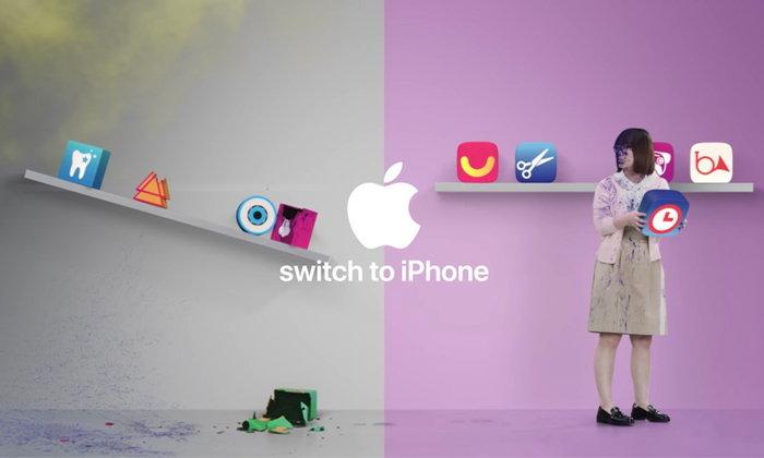"""ผลสำรวจล่าสุดชี้ผู้ใช้มือถือ """"Android"""" ย้ายค่ายมาใช้ """"iPhone"""" ถึง 20%"""
