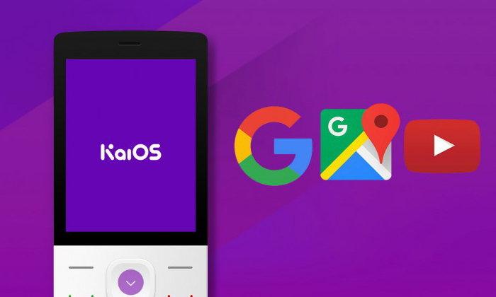 Kai OS เพิ่มเติมลูกเล่นของ Google ทั้ง Maps, YouTube, Search และ Assistant