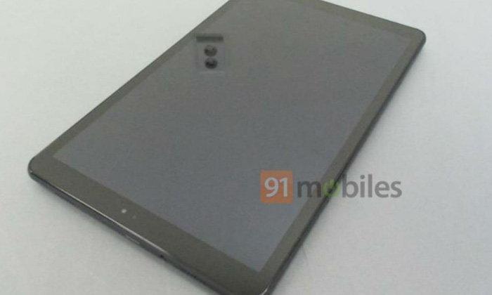 เผยภาพ Samsung Galaxy Tab A2 จะมีหน้าจอขนาด 10.5 นิ้วพร้อมฟีเจอร์ Bixby เต็มขั้น
