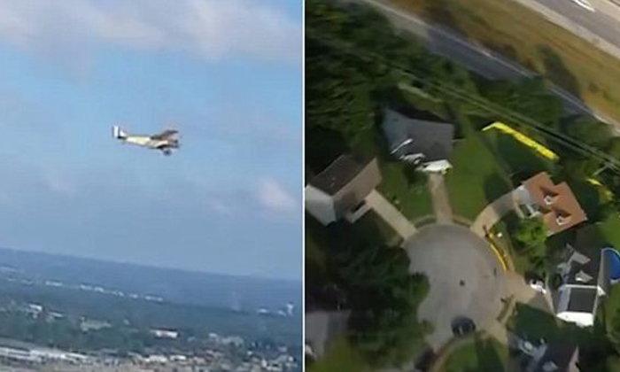 """มีรายงาน """"iPhone"""" ร่วงจากเครื่องบิน และเครื่องเล่น…แต่ยังรอด"""