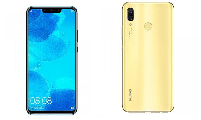 """ชมภาพตัวเครื่อง """"Huawei Nova 3"""" ก่อนเปิดตัวในประเทศไทย และมีให้เลือก 3 สี"""