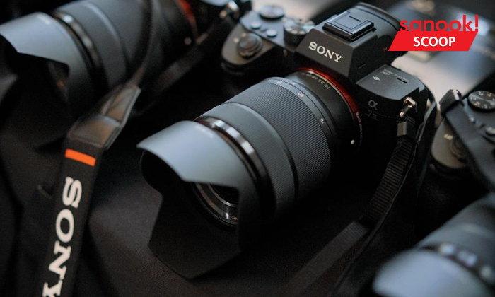 ส่อง 12 กล้องสเป็กเทพของมือโปร ในงาน BIG Camera BIG PRO DAYS 12
