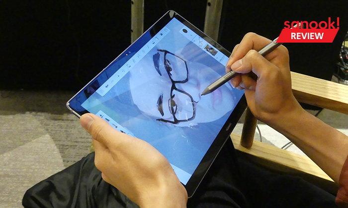 "[Hands On] แรกจับ ""Huawei Mediapad M5"" และ ""M5 Pro"" Tablet เพื่อความบันเทิงและทำงานได้จริง"