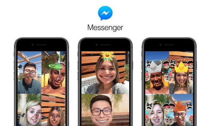 Facebook Messenger เพิ่มฟีเจอร์ แข่งเกมด้วย AR แล้ววันนี้