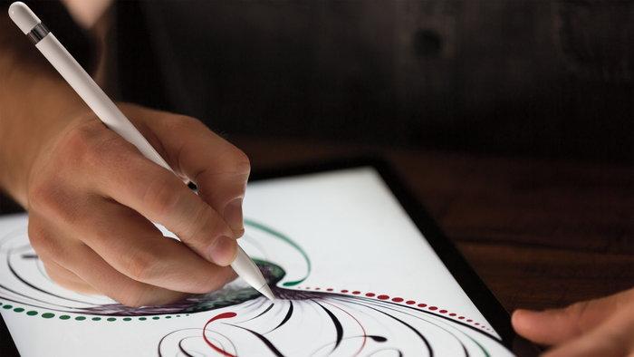 iPhone รุ่นใหม่จะรองรับการใช้งานร่วมกับ Apple Pencil ด้วย
