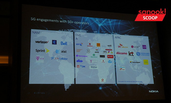 """พาชม """"Nokia Innovation Days 2018"""" เมื่อเทคโนโลยีสุดล้ำ 5G ใกล้เราแค่เอื้อม"""
