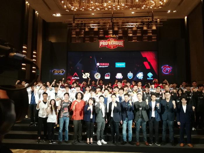 Garena เผยศึกใหญ่ RoV Pro League Season 2 Presented by Truemove H ชิงเงินรางวัลกว่า 6 ล้านบาท