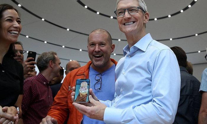 """นักวิเคราะห์ชี้ปัญหาใหญ่ของ Apple ตอนนี้คือ iPhone X  """"ได้รับความนิยมมากเกินไป"""""""