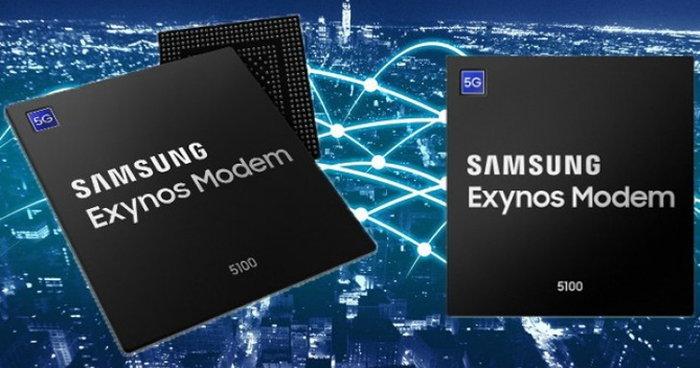 Samsung เปิดตัวชิปโมเด็ม 5G ตัวแรกของโลก Exynos 5100