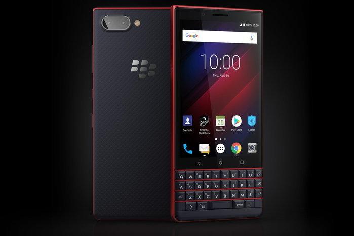 IFA 2018 : BlackBerry ยังไม่ยอมแพ้ เปิดตัว Key2 LE เน้นย้ำฟังก์ชันคีย์บอร์ด และราคาถูกลง