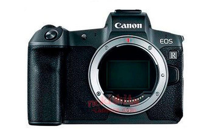 ตามมาติดๆ เผยรูปภาพและสเปกกล้อง Mirrorless แบบ Full Frame ของ Canon!
