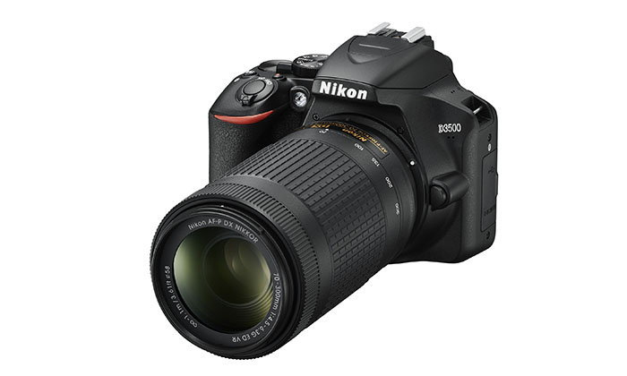 Nikon เปิดตัว D3500 กล้อง DSLR รุ่นเริ่มต้น แต่สเปคไม่ธรรมดา