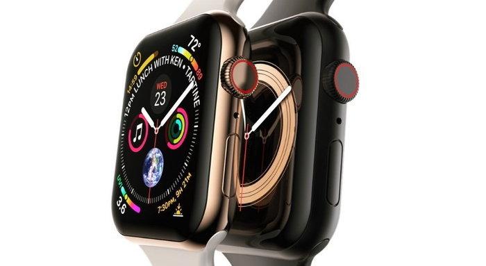 """""""Apple Watch Series 4"""" จะมีความละเอียดหน้าจอมากกว่า Series 3 และบอดี้ใหญ่ขึ้นด้วย"""