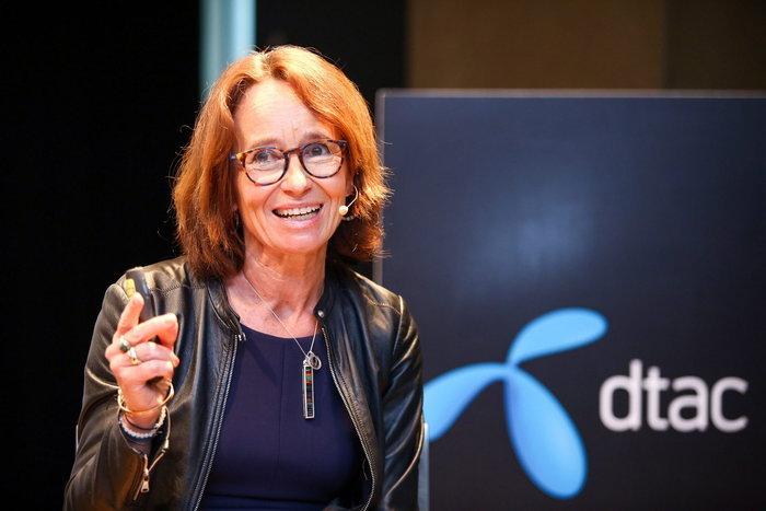 dtac เปิดตัว CEO คนใหม่ ย้ำจุดยืนให้ความสำคัญลูกค้าเป็นศูนย์กลาง พร้อมรับมือการเปลี่ยนผ่านสัมปทานคลื่นความถี่