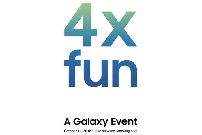 Samsung เตรียมตัวเปิดสมาร์ทโฟนรุ่นใหม่อีกวันที่ 11 ตุลาคมนี้