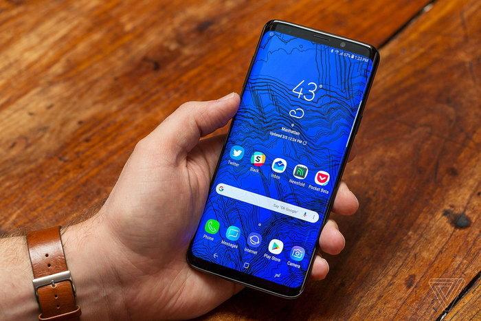Samsung เผย Galaxy S10 จะมีการเปลี่ยนแปลงดีไซน์ที่สำคัญมาก