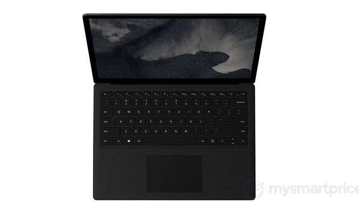 """ชมกันชัดๆ กับ """"Microsoft Surface Laptop 2"""" หน้าตาเดิม เพิ่มเติมคือสีดำ"""