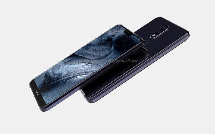 หลุดข้อมูล Nokia 7.1 : สเปค, ภาพเรนเดอร์, วันที่ขาย และราคา ก่อนเปิดตัวจริงในเดือนตุลาคมนี้