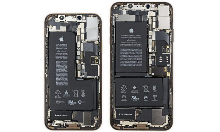 เผยต้นทุน iPhone Xs Max เฉียด 15,000 บาทต่อเครื่อง