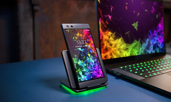 """""""Razer Phone 2"""" ตำนานมือถือเล่นเกมตัวแรงรุ่นใหม่ พร้อมจอคมและตอบสนองไว เปิดตัวแล้ว"""