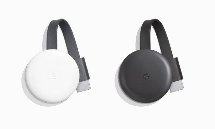 """Google Chrome Cast"" รุ่นใหม่ หน้าตาคล้ายเดิม เพิ่มเติมคือความเร็ว"