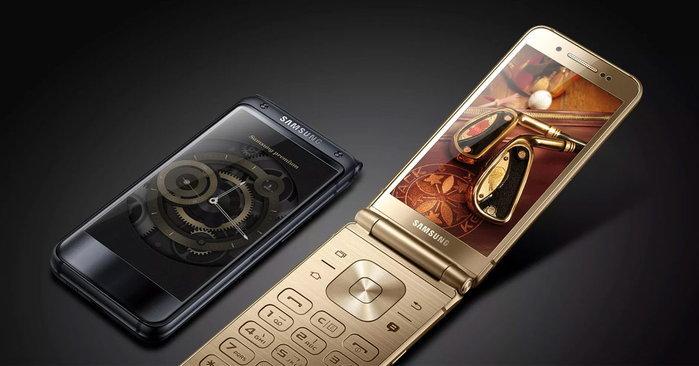 """ฝาพับกลับมา (อีก) แล้ว! Samsung จัดเต็มสเปค """"W2019"""" ระดับไฮเอนด์"""