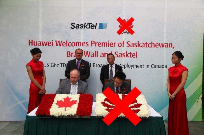 ลามไปถึงเพื่อนบ้าน วุฒิสมาชิกสหรัฐฯ เตือนนายกแคนาดา ให้ยุติการพัฒนา 5G ร่วมกับ Huawei โดยด่วน