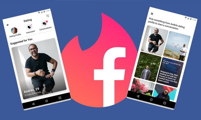 """เปิดตัว """"Facebook Dating"""" ฟีเจอร์จับคู่ออกเดทผ่าน Apps ครั้งแรกในไทย (สามารถดูวิธีเล่นได้ที่นี้)"""