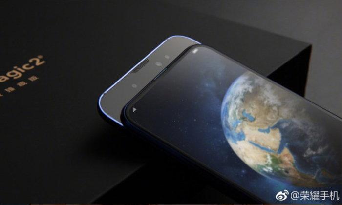 เผยภาพ Honor Magic 2 สมาร์ทโฟนรุ่นใหม่ ที่มาพร้อมดีไซน์หน้าจอสไลด์