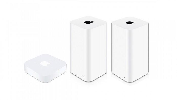 Apple หยุดขายเราเตอร์ไร้สาย AirPort แล้ว