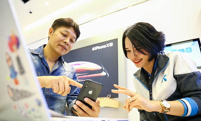 dtac พร้อมให้บริการ eSIM สำหรับ iPhone รุ่นใหม่ได้แล้วที่ศูนย์บริการดีแทค ทั่วประเทศ