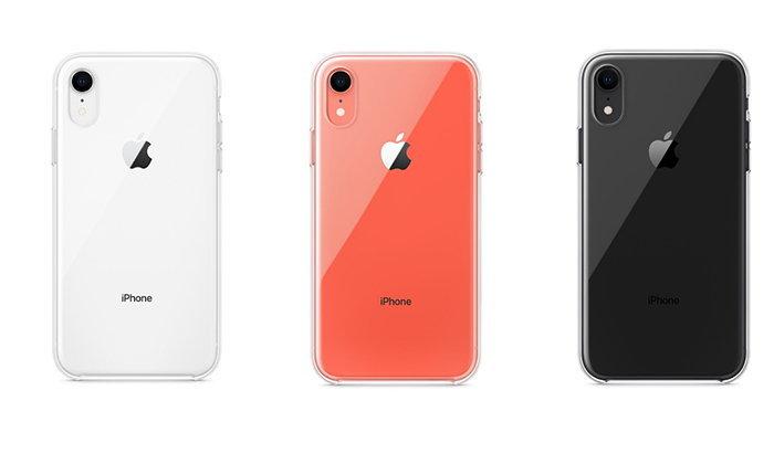 """เคาะราคาเคสใส่ """"iPhone XR"""" ของแท้จาก Apple ราคา 1,590 บาท"""