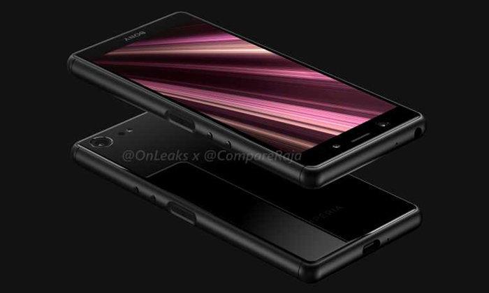 """ชมภาพ Render ของ """"Sony Xperia XZ4 Compact"""" กลับมาแล้วมือถือเล็กเครื่องแรง"""