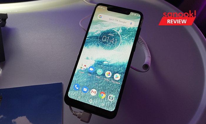 """[Hands On] สัมผัสแรกกับ """"Motorola One"""" ครั้งแรกกับมือถือ Android One ภายใต้ชื่อ Moto"""