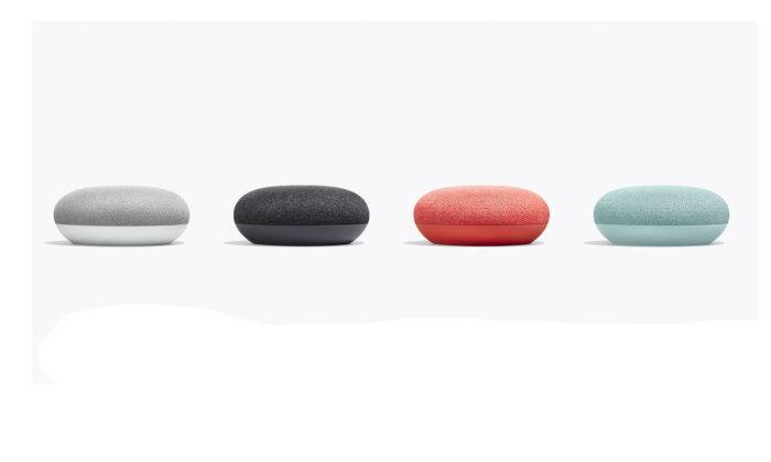 """Google Home Mini"" เพิ่มสีฟ้า Aqua ทางเลือกใหม่สำหรับคนอยากได้ลำโพงอัจฉริยะ"