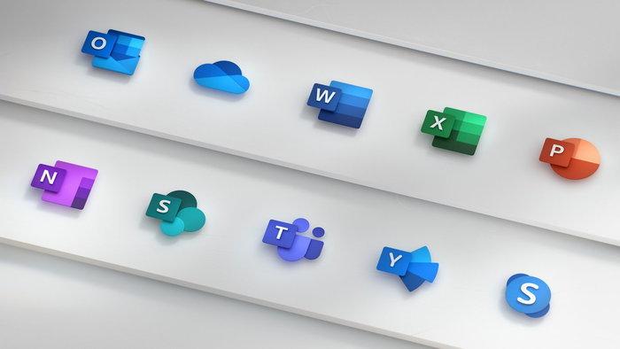 Microsoft เผยดีไซน์ไอคอน Office ใหม่ สวยมากขอบอก!