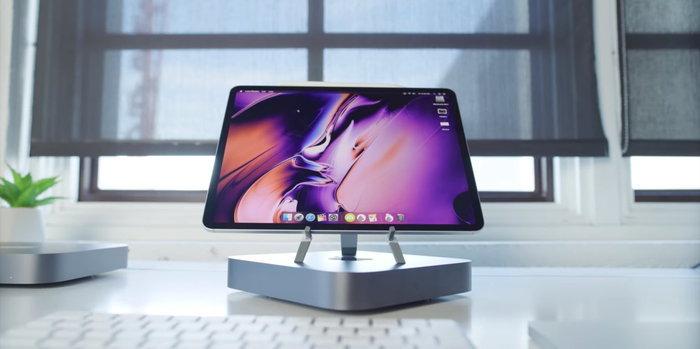 มาดูการใช้งาน macOS บน iPad Pro ได้อย่างสมบูรณ์ : พร้อมใช้ฟังก์ชันของ iPad Pro ได้ครบถ้วน