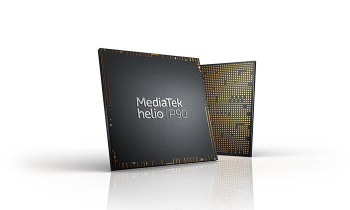 """MediaTek เปิดตัว """"Helio P90"""" CPU บนมือถือสุดฉลาดพร้อมกับนวัตกรรมสุดล้ำ"""