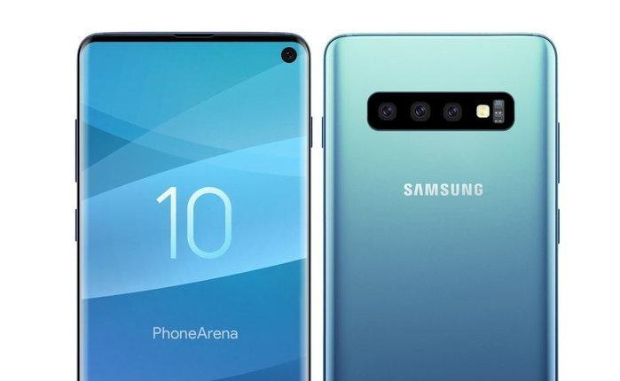 Samsung Galaxy S10 จะใช้แรม LPDDR5