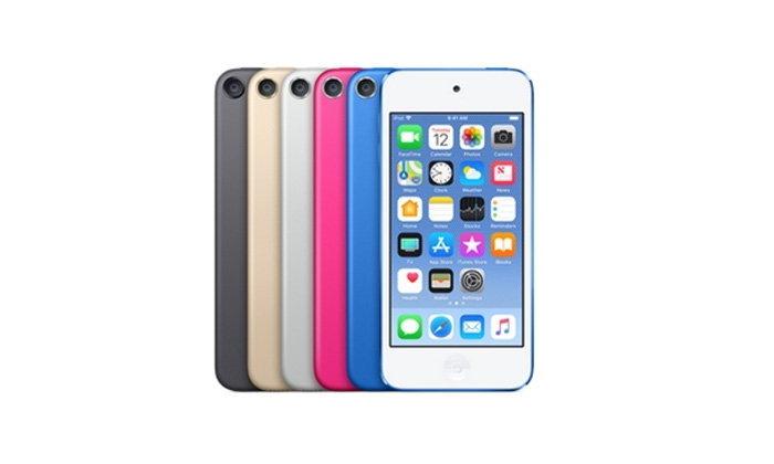 """ลือจาก Supplier ของ Apple ว่า """"iPod Touch"""" รุ่นที่ 7 อาจจะเปิดตัวในปีนี้"""
