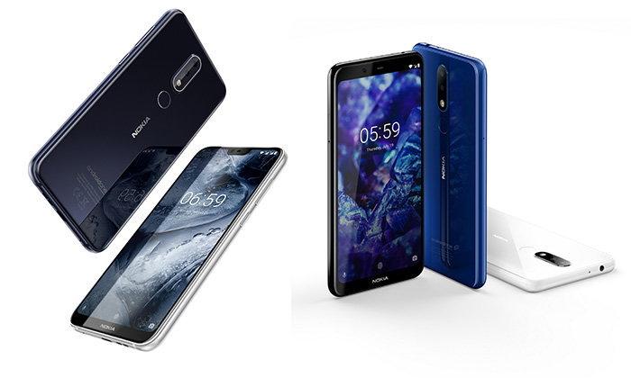 HMD ปรับราคา Nokia 5.1 Plus และ 6.1 Plus เริ่มต้น 5,990 บาท