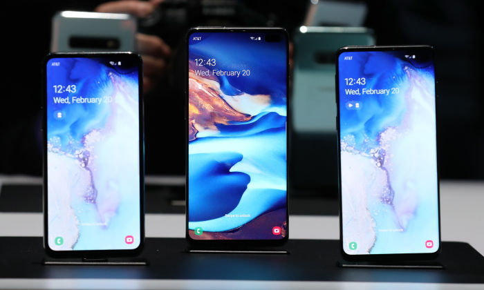 """เปิดตัว """"Samsung Galaxy S10"""",""""Galaxy S10+"""" และ """"Galaxy S10e"""" อย่างเป็นทางการ"""