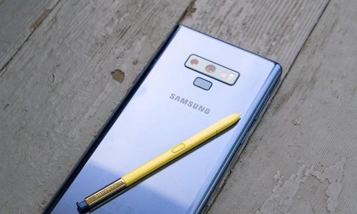 """""""Samsung Galaxy Note"""" รุ่นต่อไป อาจจะติดตั้งกล้องในปากกา S Pen"""